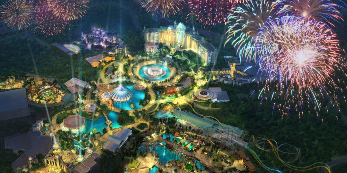 Universal Orlando Epic Universe Concept Art