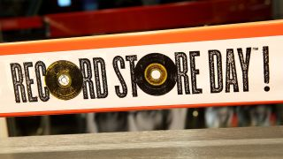 The Record Store Day logo