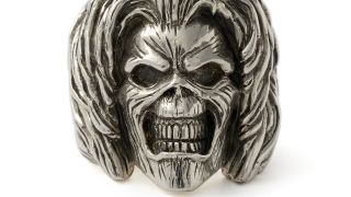 The 'Killers Eddie' silver ring