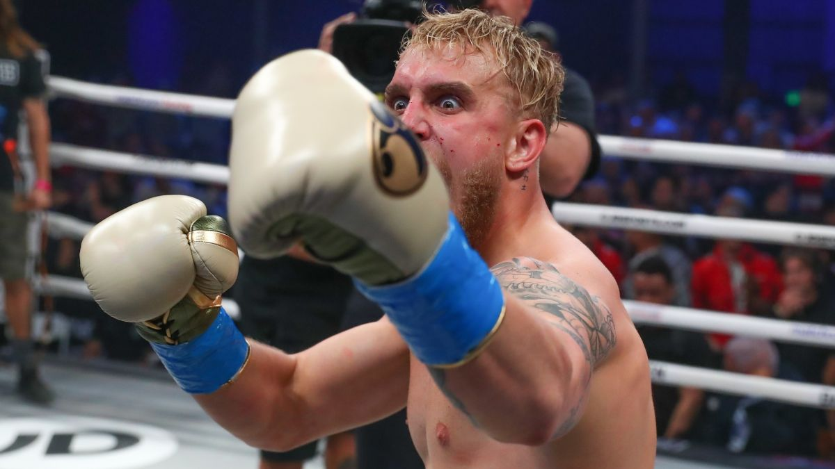Jake Paul Vs Nate Robinson Live Stream How To Watch The Fight Online Anywhere Now Techradar