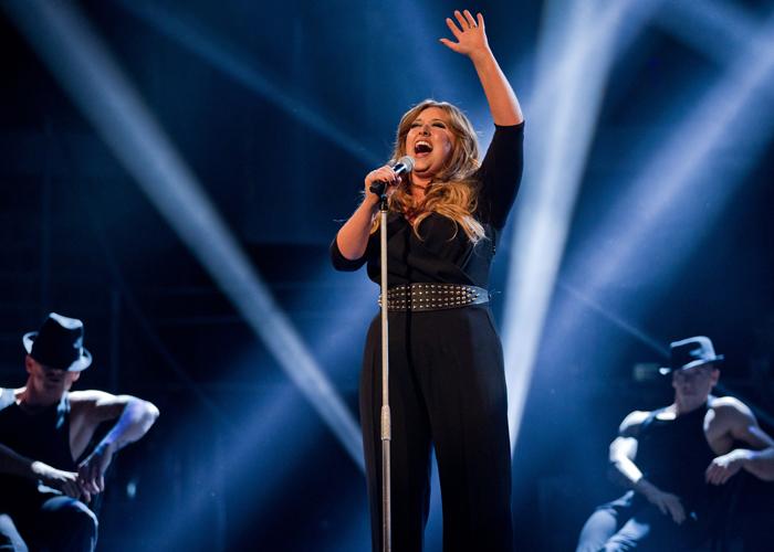 Voice winner Leanne Mitchell suffers chart flop