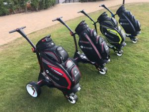 Motocaddy 2018 M-Series Electric Trolley Range Review