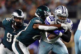 Eagles vs. Cowboys on 'Monday Night Football' Sept. 27, 2021