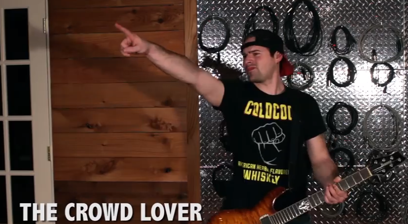 10 Ways to Hold a Guitar (for Advanced Players) — Video