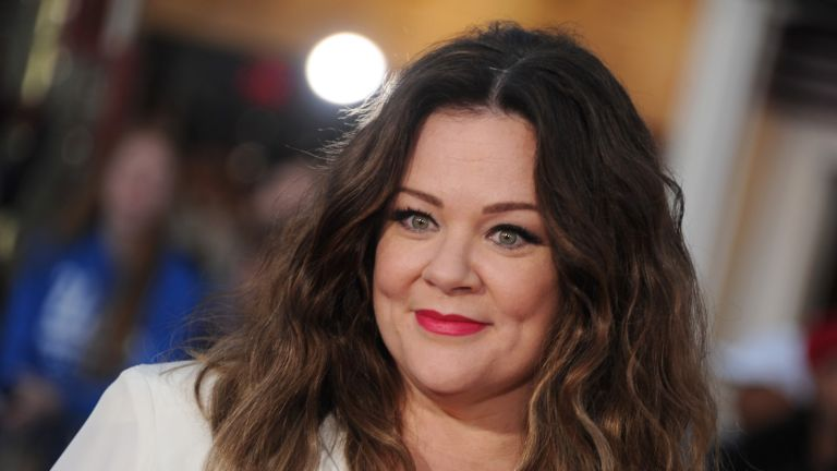 """WESTWOOD, CALIFORNIA - MARCH 28: Actress Melissa McCarthy arrives at the premiere of USA Pictures' """"The Boss"""" at Regency Village Theatre on March 28, 2016 in Westwood, California. (Photo by Gregg DeGuire/WireImage)"""