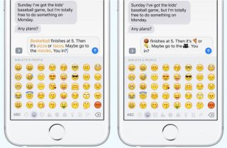 Messages may well be the most changed app in iOS 10 thanks to a raft of new  features for conversations using Apple's iMessage service.