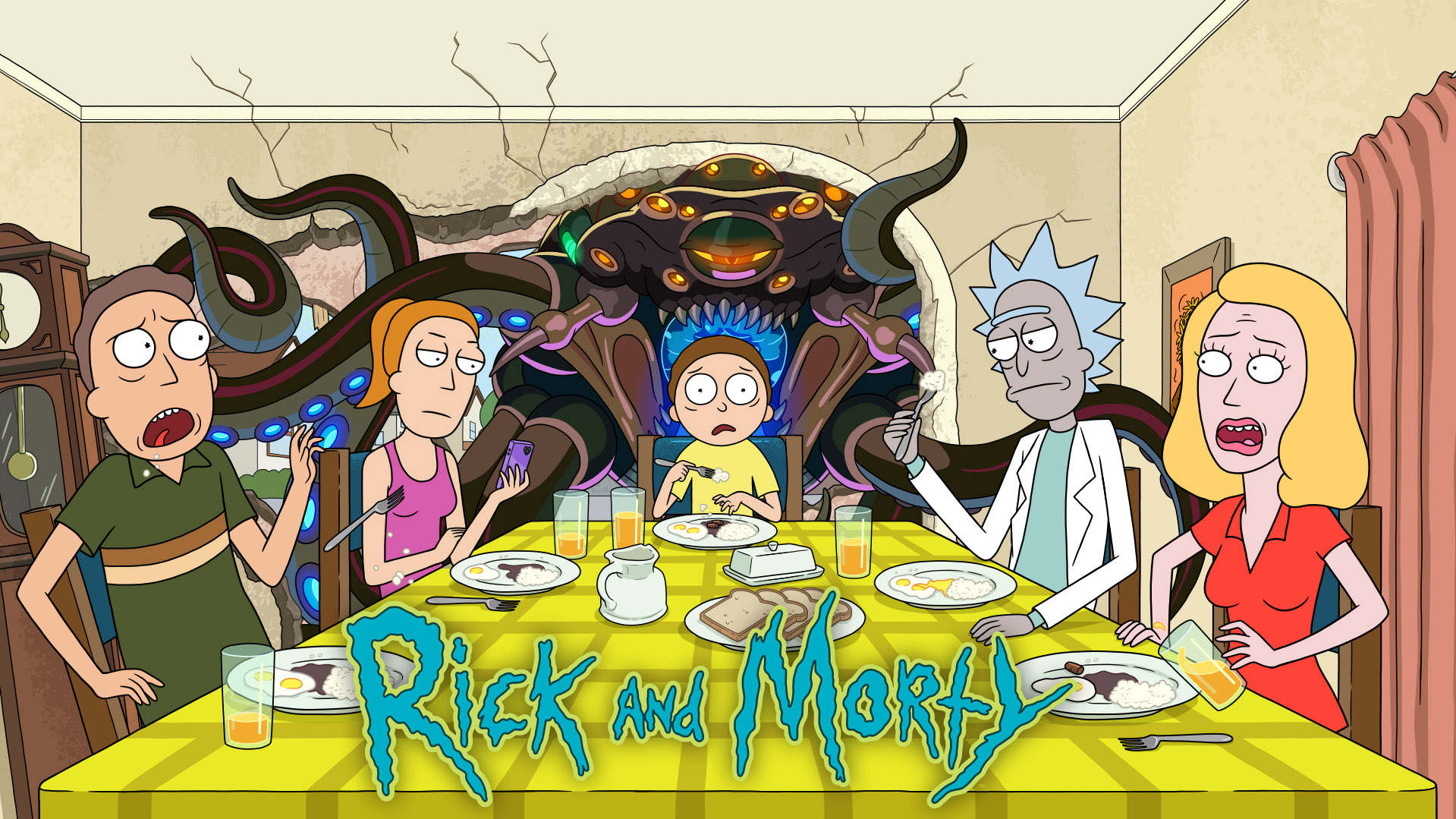 What time is Rick and Morty season 5 episode 2 released today? | TechRadar