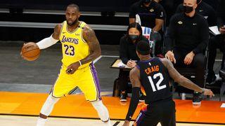 Suns vs Lakers live stream