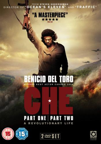 Che Pt 1 & 2 on DVD