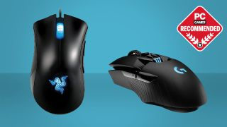 The best left-handed mouse for gaming | PC Gamer
