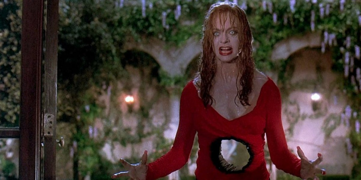 Goldie Hawn in Death Becomes Her