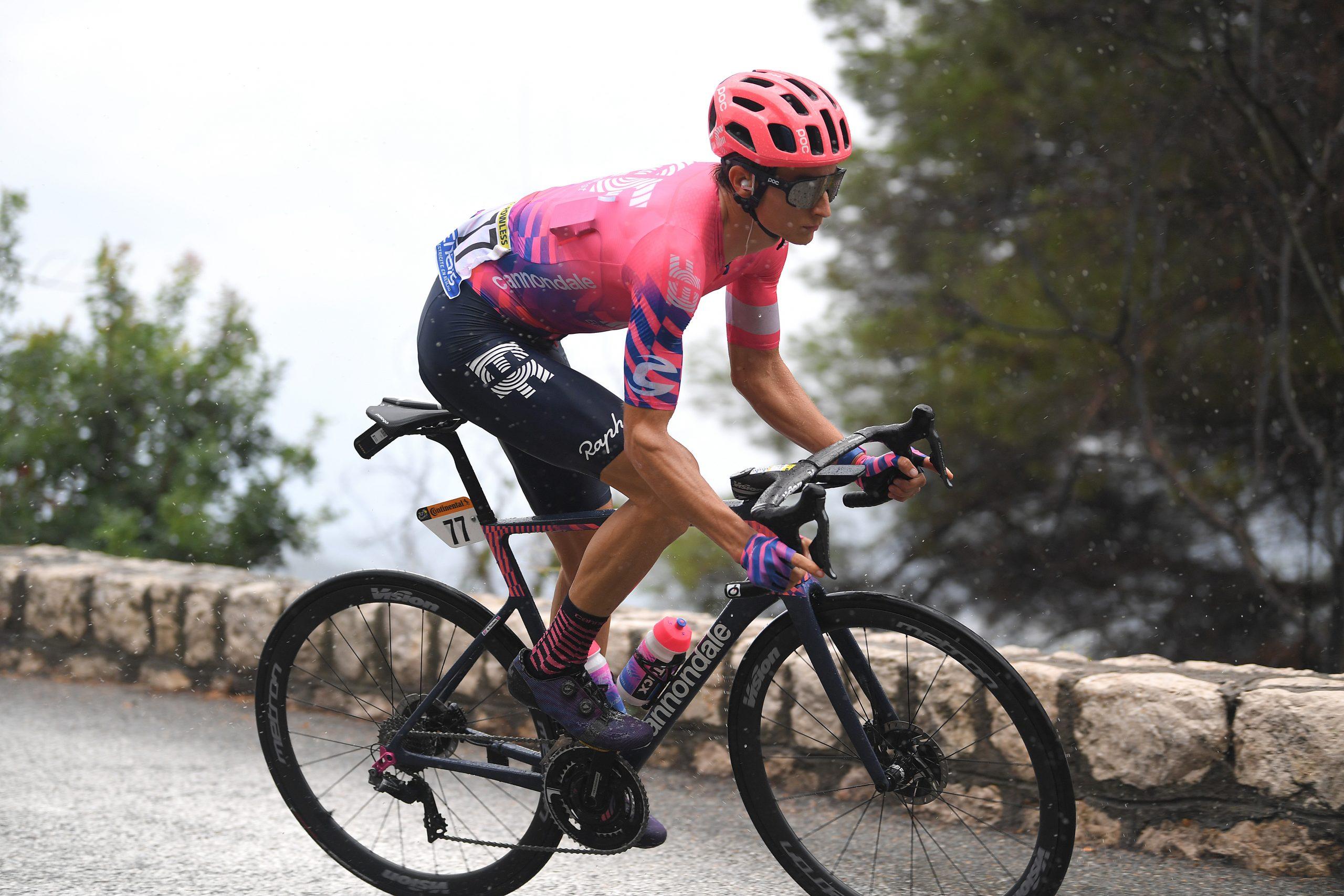 EF Pro Cycling Cannondale SuperSix Evo