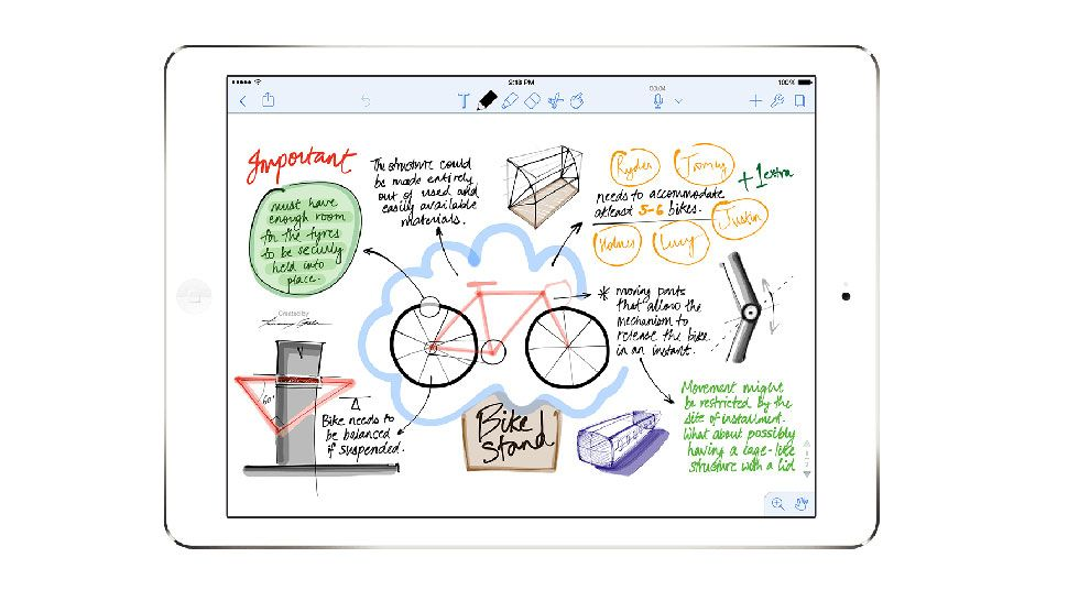 11 Must Have Apps For Apple Pencil And Ipad Pro Users 3