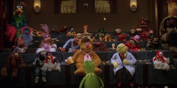 Muppets theater