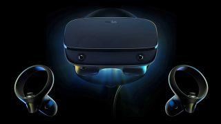 The Oculus Rift S Vr Headset