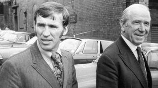 Matt Busby, Paddy Crerand