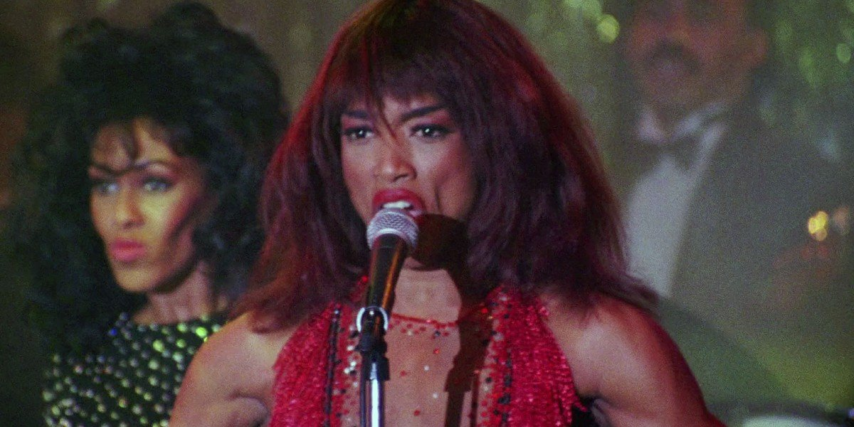 Angela Bassett as Tina Turner in What's Love Got to Do with It