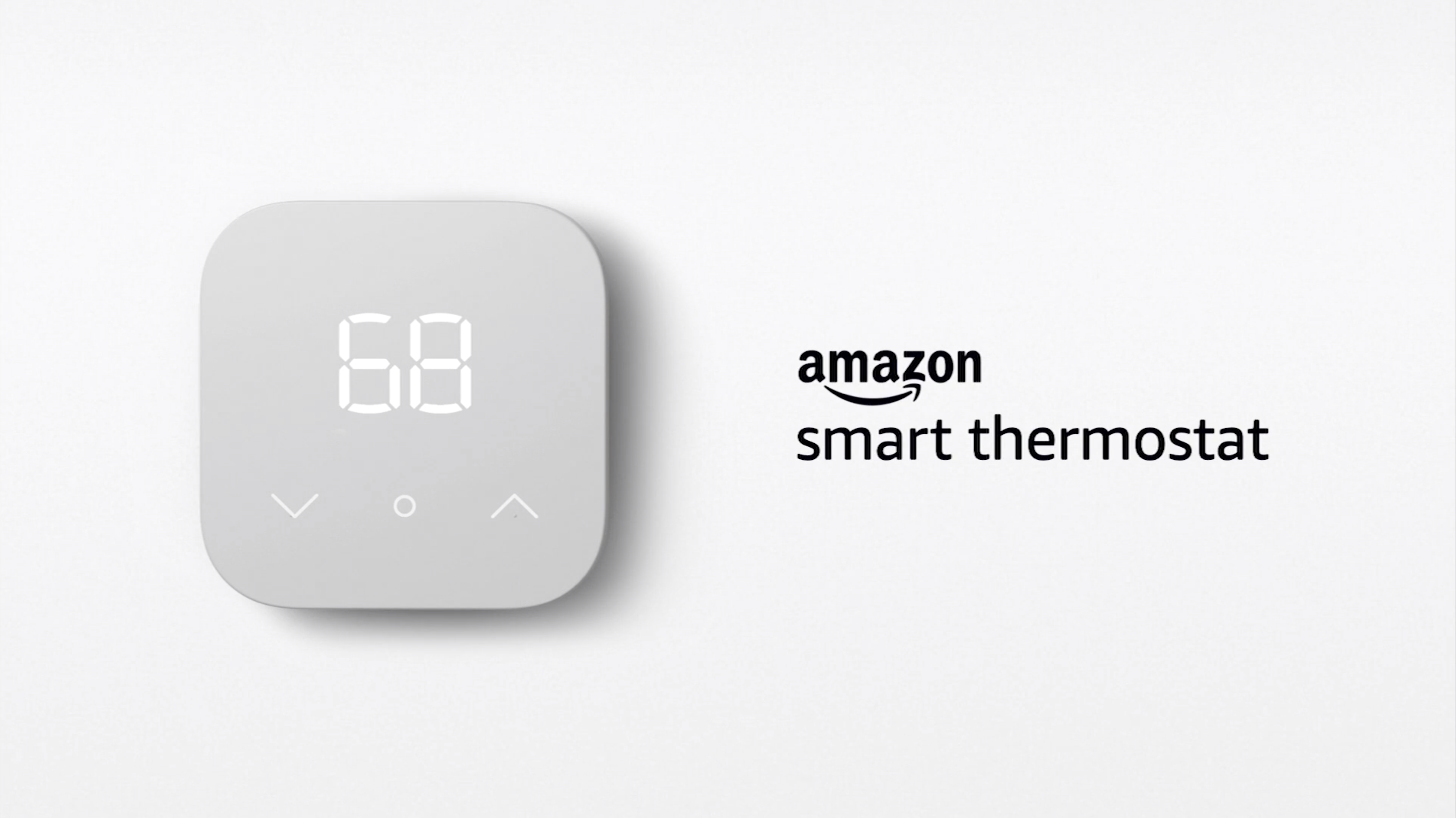 Amazon Smart Thermostat, unveiled at Amazon 2021 event