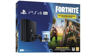 best ps4 bundle deals like this PS4 Pro with Fortnite