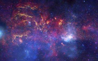 Unique Views of the Milky Way 1600