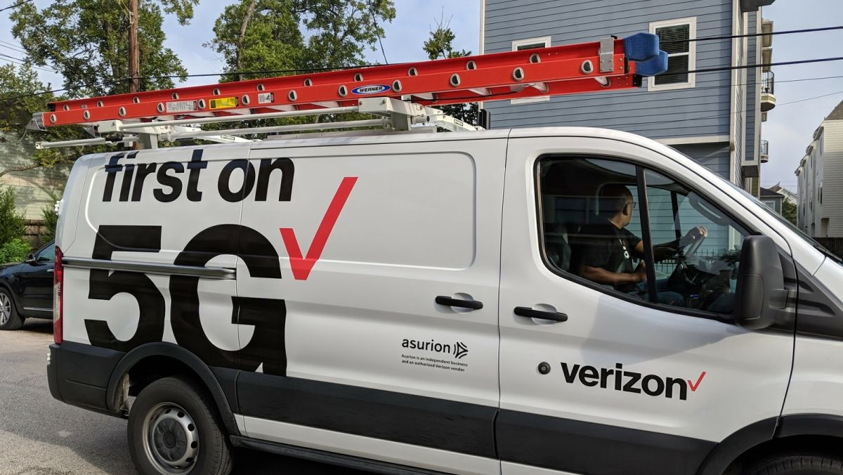 Verizon's plans to connect rural US in a 5G era