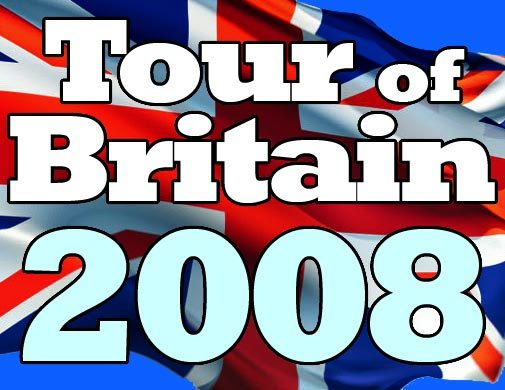 Tour of Britain 2008 logo