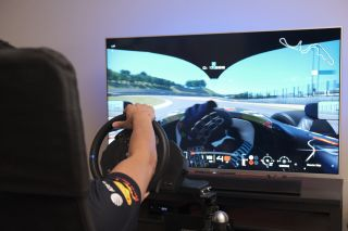 The rise in eSports have opened up opportunities for both casual and professional participants, particularly in the simulation racing community.