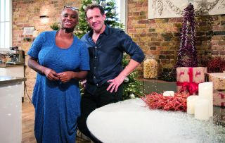 Saturday Kitchen goes festive for the run-up to Christmas