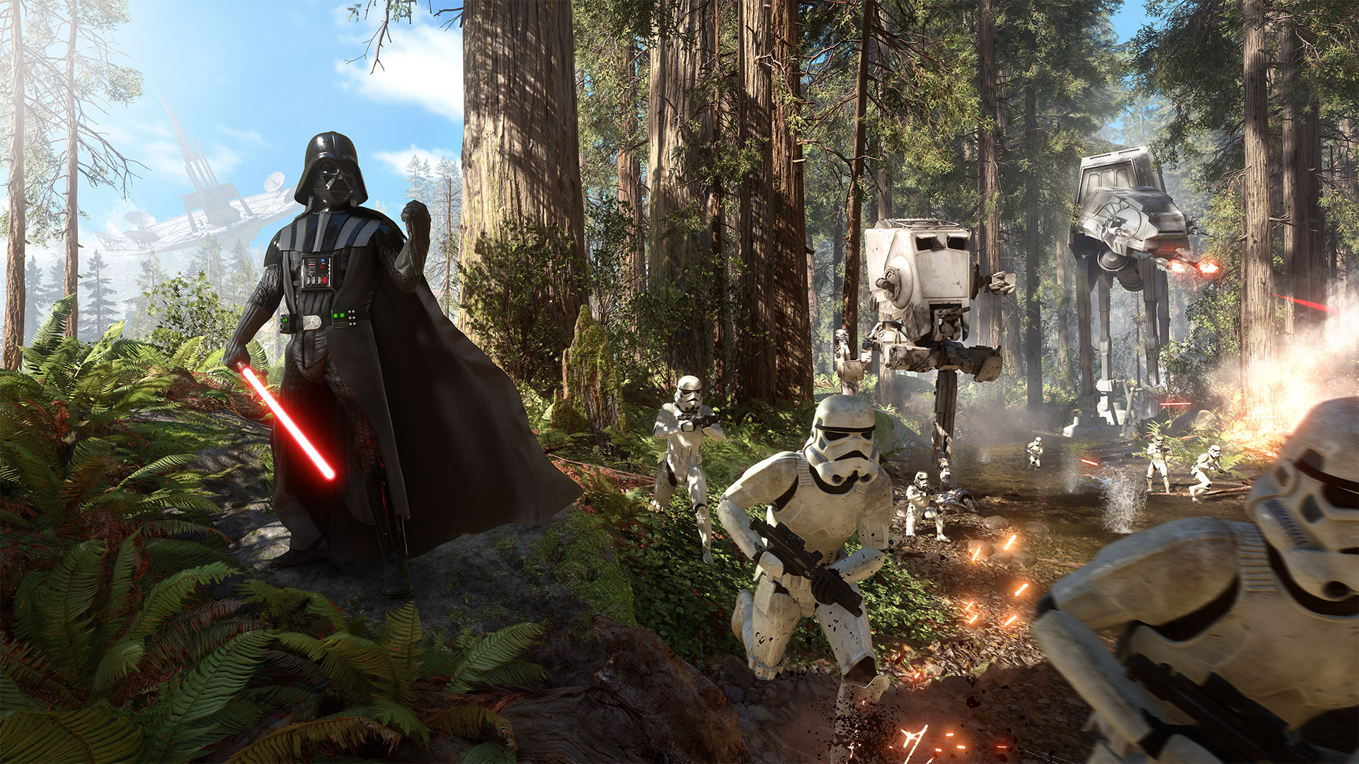star wars battlefront locations