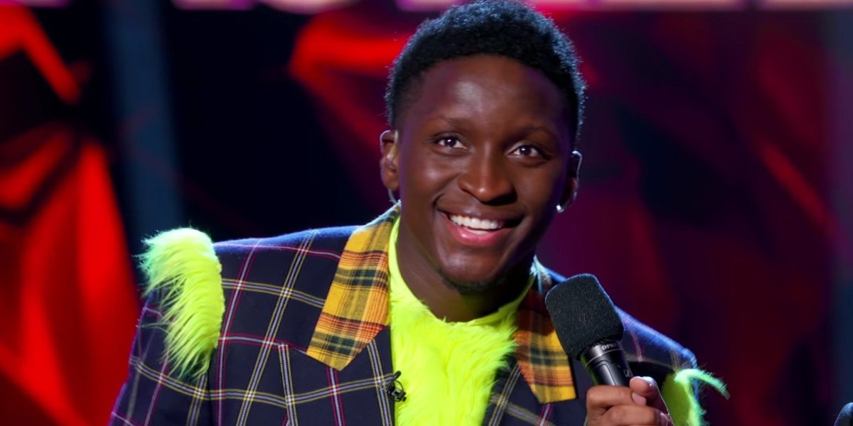 Victor Oladipo as Thingamajig on The Masked Singer