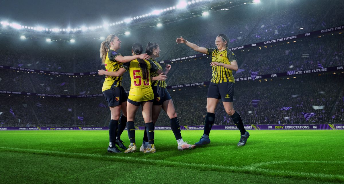 Sports Interactive announces multi-year project to bring women's football to Football Manager