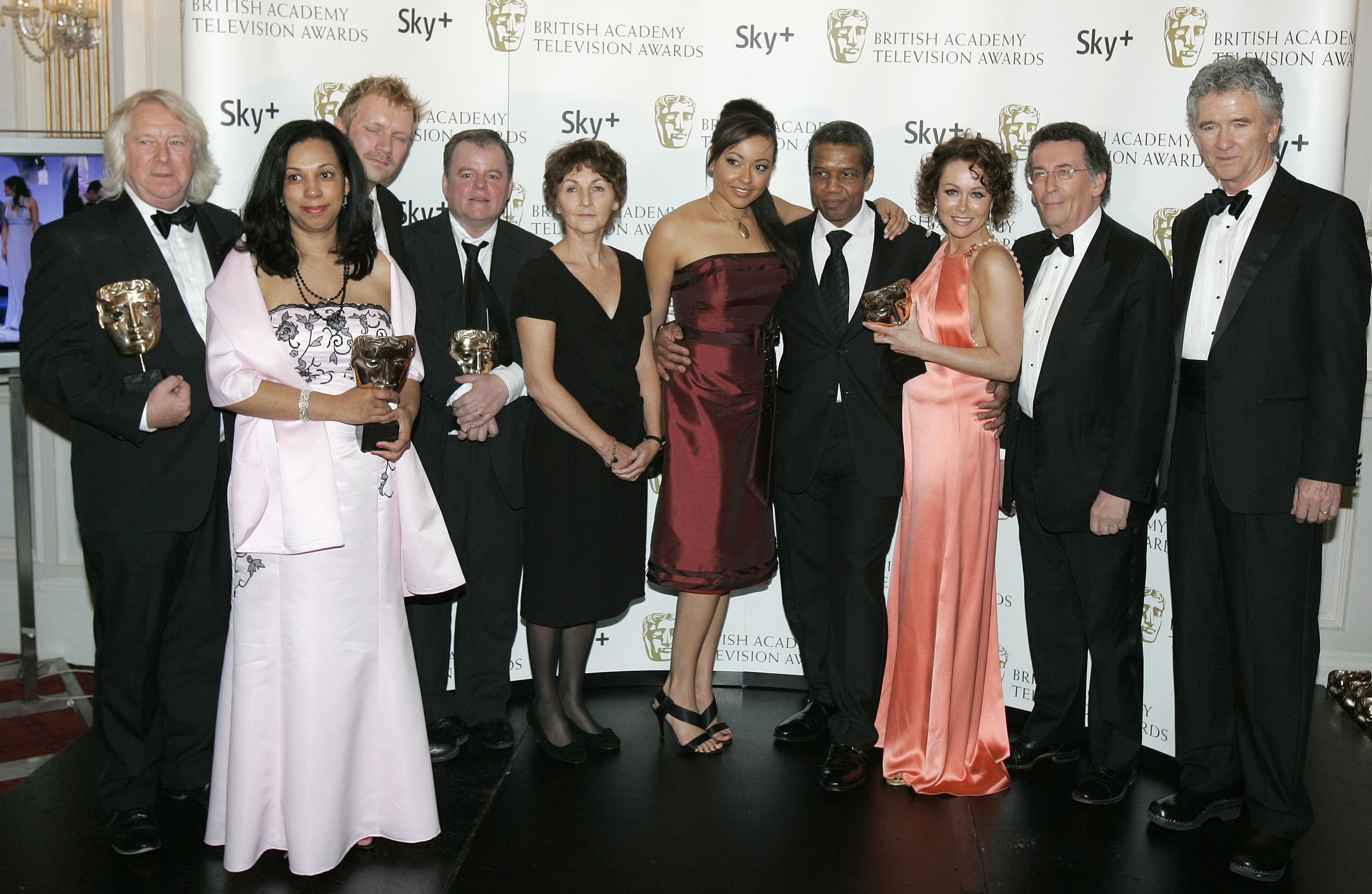 Holby City shock at Bafta win (VIDEO)