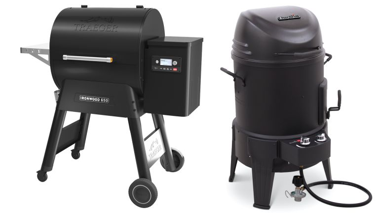 Traeger Ironwood 650 vs Char-Broil Big Easy