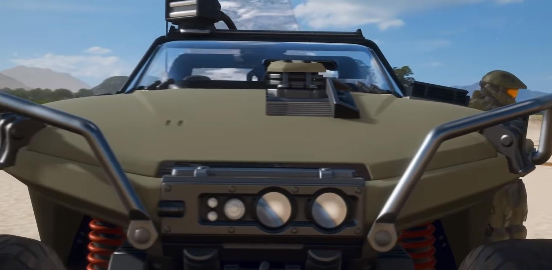 Drive Halo's Warthog in Forza Horizon 4 | PC Gamer