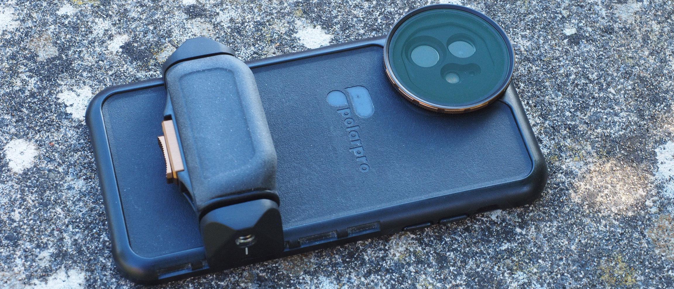 PolarPro LiteChaser iPhone 12 Pro VND Kit