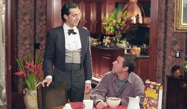 Adam Sandler John Turturro Mr. Deeds