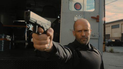 Jason Statham as H in 'Wrath of Man'.