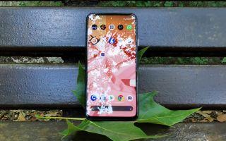 Promo Google Pixel 4a 5G