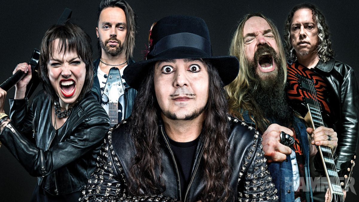 Malakian! Iommi! Hale! Hammett! It's the Metal Hammer