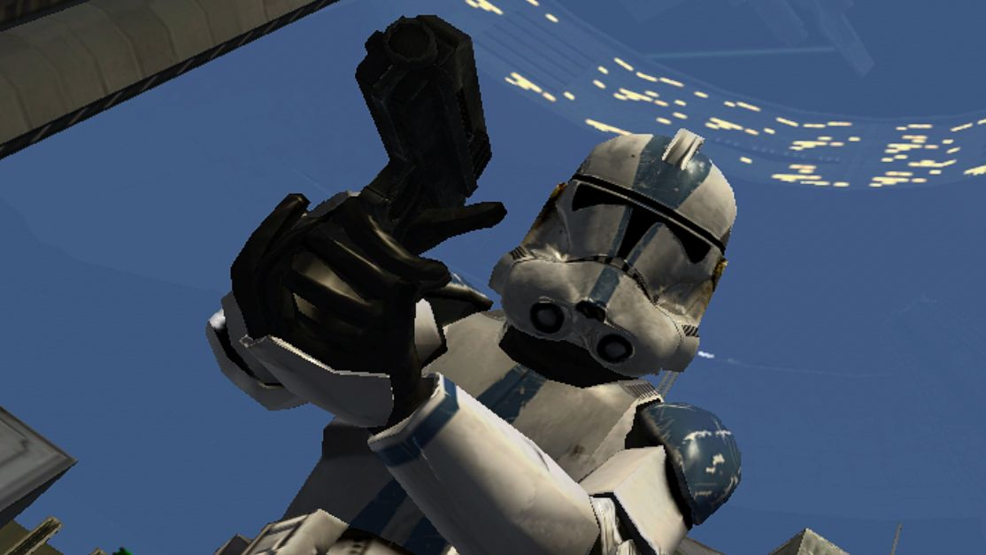Battlefront 3 mod aims to resurrect Free Radical's doomed Star Wars