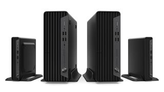 Lineup of new Elite and Pro business PCs