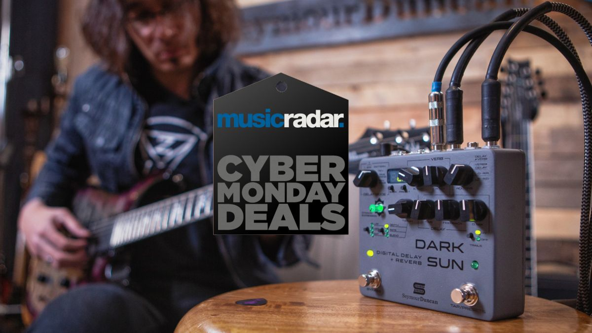 seymour duncan effects and pickups are now 15 off for cyber monday musicradar. Black Bedroom Furniture Sets. Home Design Ideas