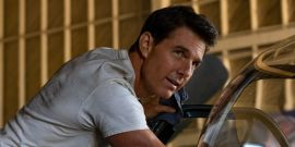 The Fun Throwback Moment Tom Cruise And Co. Incorporated Into Top Gun: Maverick