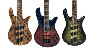 Spector NS Ethos and NS Dimension