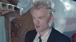 A still from Sum 41's War video