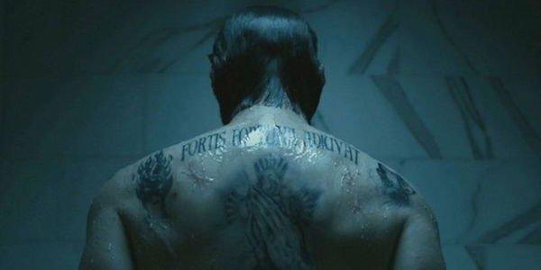 John Wick tattoo back