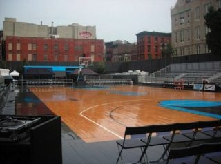 QSC Featured at NYC's Summer Streetball Contest