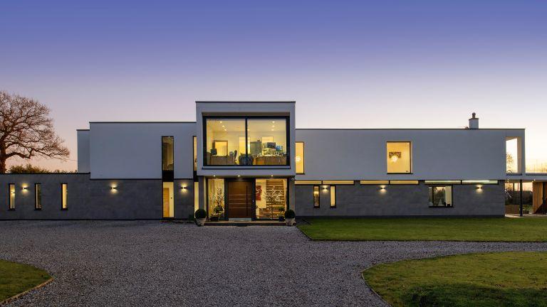 A bespoke property designed by JDA Architects.
