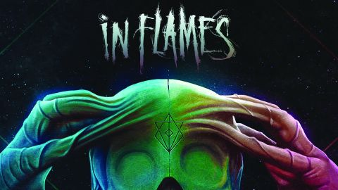 In Flames 'Battles' album cover