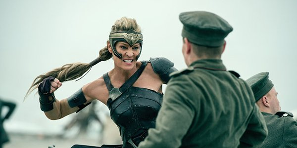 Why Robin Wright's Wonder Woman 1984 Role Means A Lot To Her